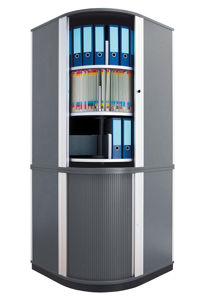 armoire rotative d 39 angle corner 80 alphadex. Black Bedroom Furniture Sets. Home Design Ideas